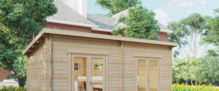 Správny základ pre záhradný domček