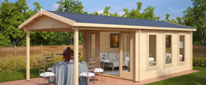Drevené záhradné domčeky – udržateľnosť v prospech životného prostredia